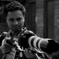 Vinod Kumar, Photographer & Member camera crew